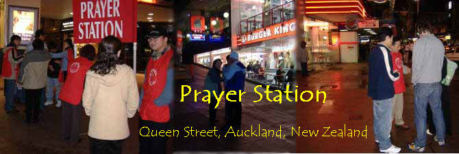 Prayer Station New Zealand